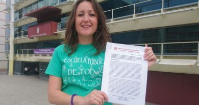 Presentada en Fuenlabrada la ILA por una ESCOLARIZACIÓN INCLUSIVA
