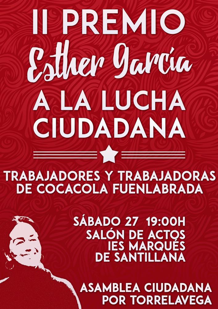 Premio Esther Garcia